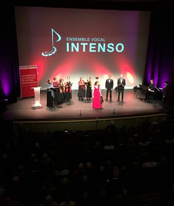 Ensemble Vocal Intenso
